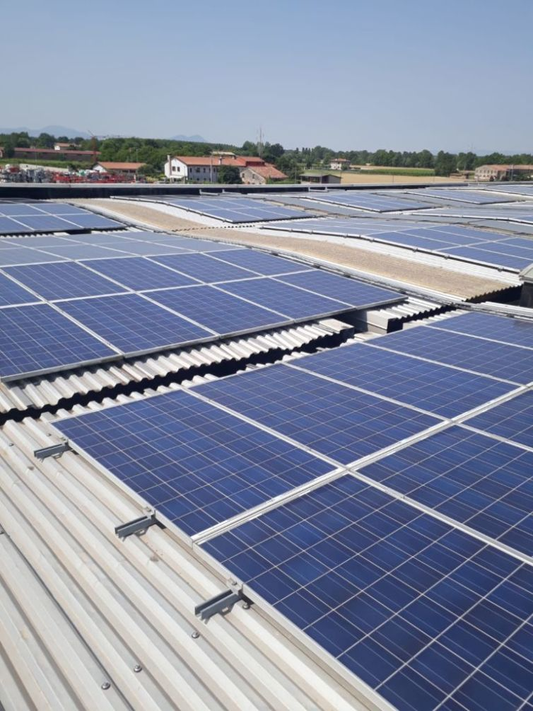 998 kW – CAMPODARSEGO – PADOVA